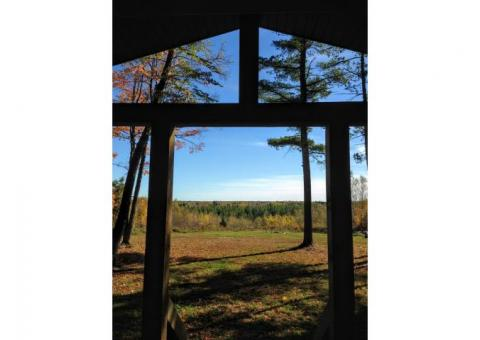 118 Acres and Cabin Near Itasca State Park