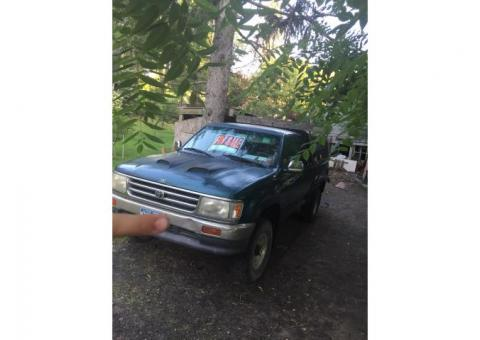 1997 Toyota T100 Extended Cab