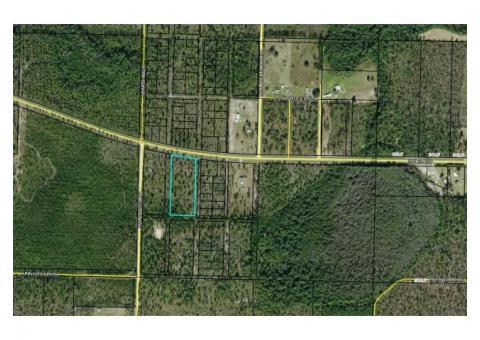3.97 acres going to Live, Public Auction