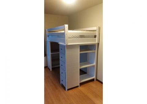 Storage Loft Bed