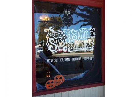Window Art for the Holidays or any Occasion