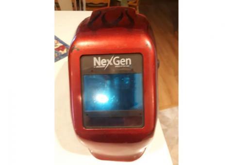 Nex Gen welding helmet