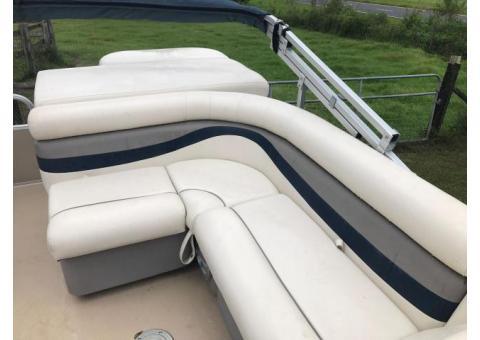 2014 Sweetwater Pontoon Boat