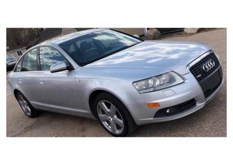 For Sale 2008 Audi A6 3.2 Quattro